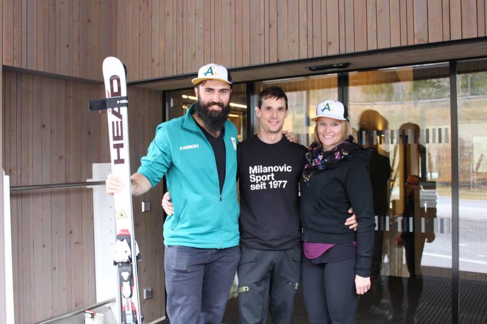 Sport Milanovic - bester Skiservice am Arlberg
