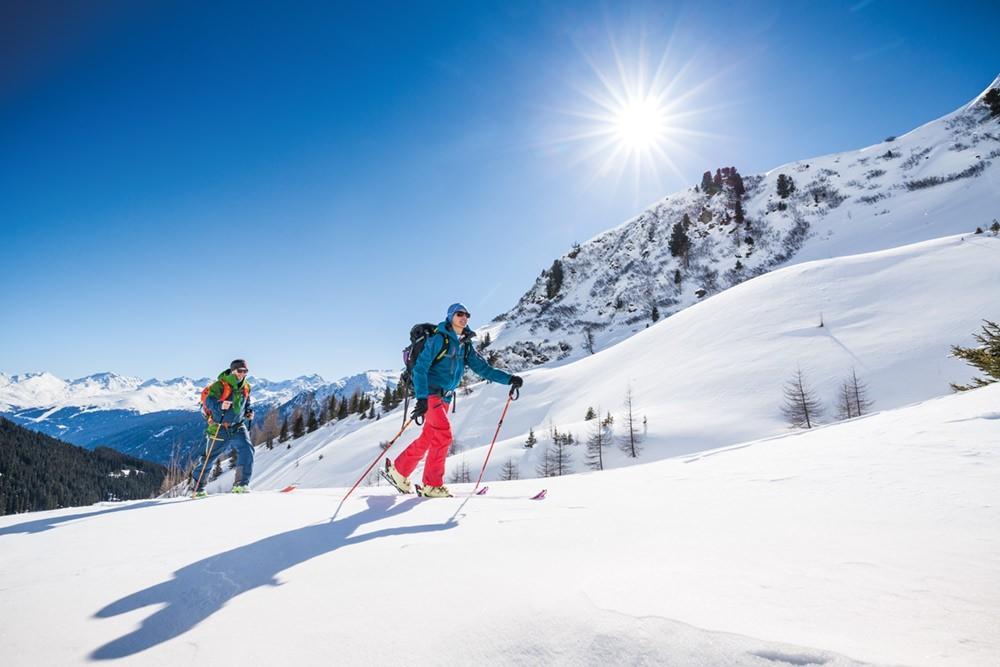Sport Milanovic - Tubbs Schneeschuhe ausleihen