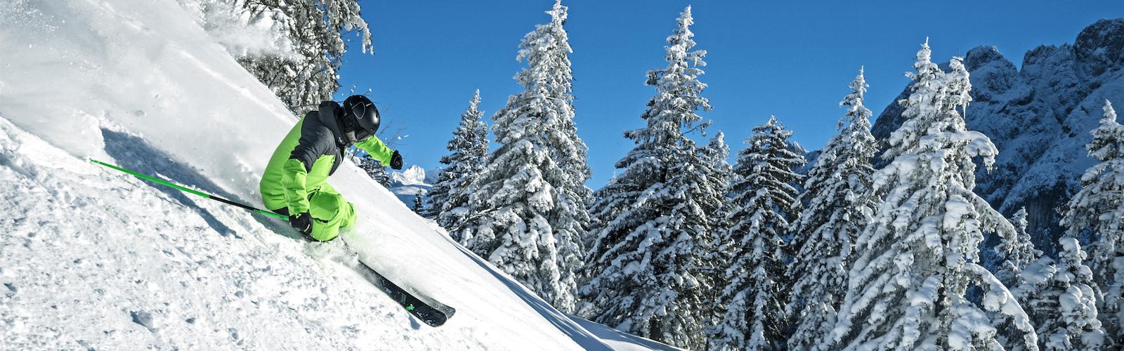 Sport Milanovic - Skifahren am Sonnenkopf