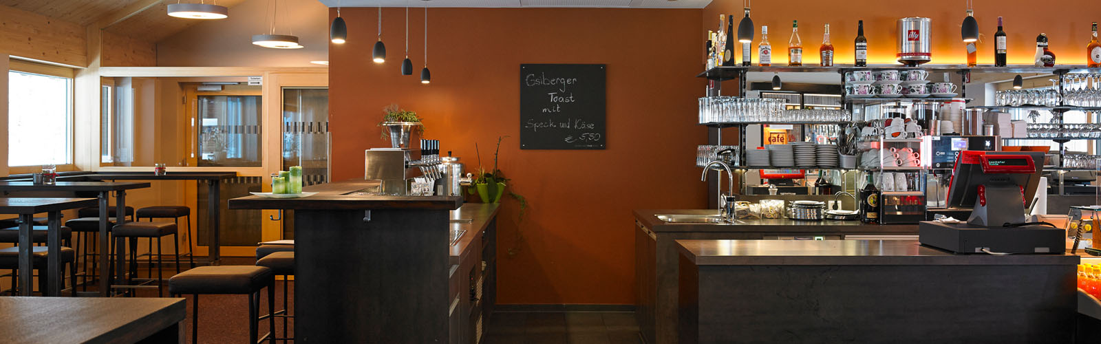 Sport Milanovic - Cafe und Kiosk am Sonnenkopf