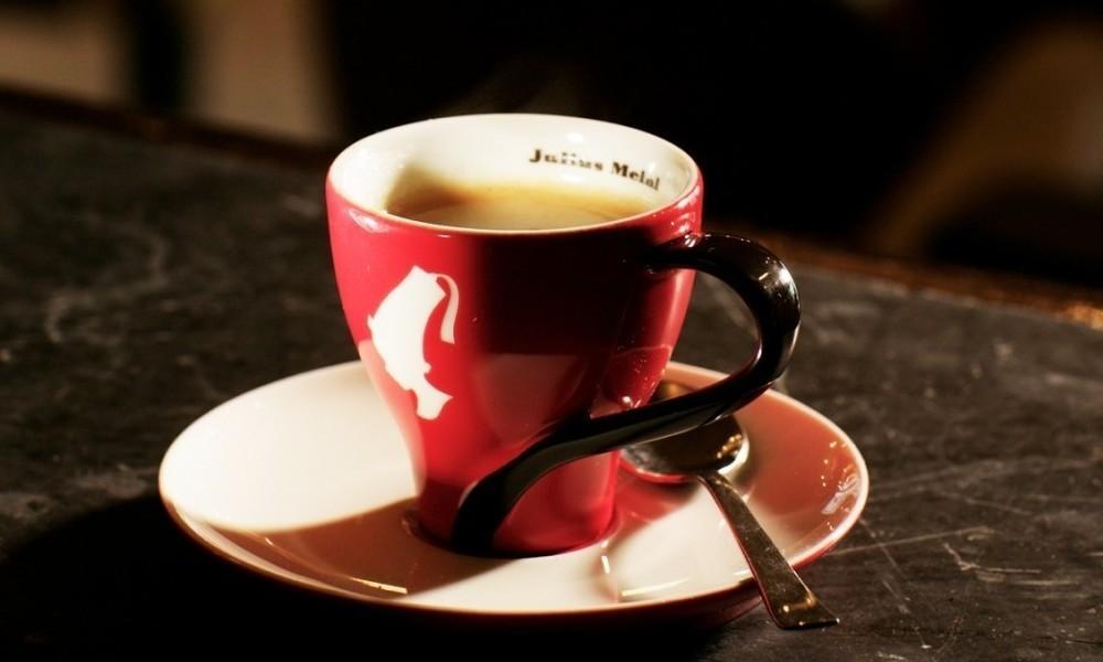 Sport Milanovic - gemütlich einen Cafe trinken