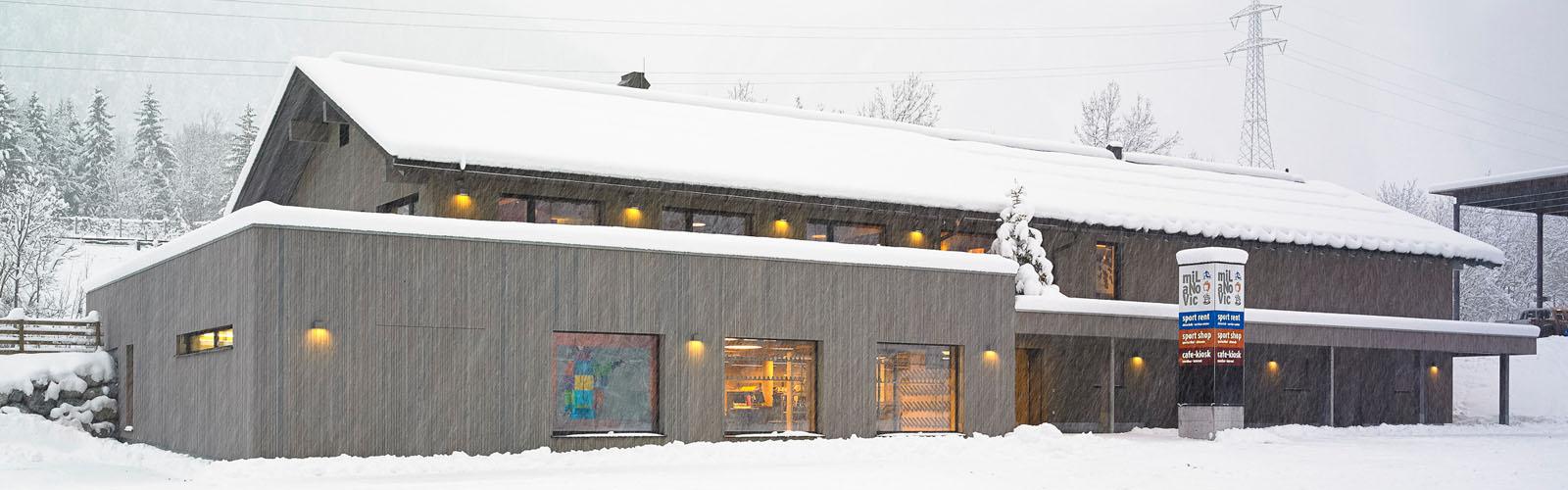 Sport Milanovic - Spezialist für Skiservice