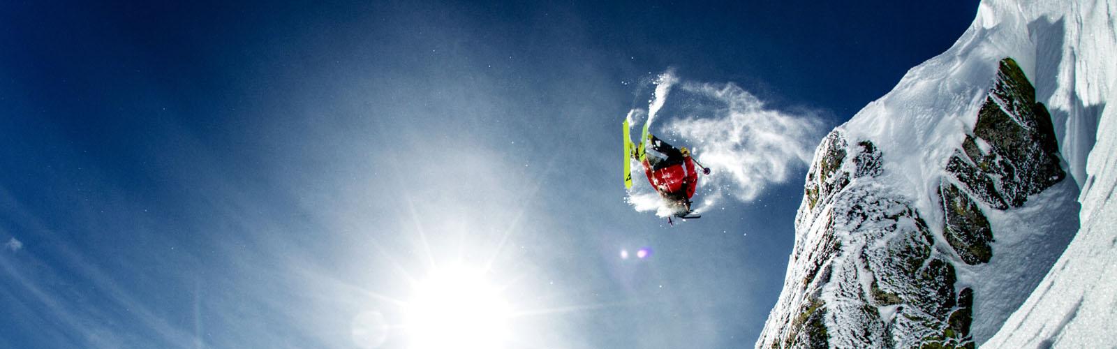 Sport Milanovic - Freeride Ski mieten