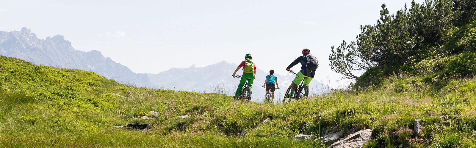 Sport Milanovic - Scott e-bike Verleih