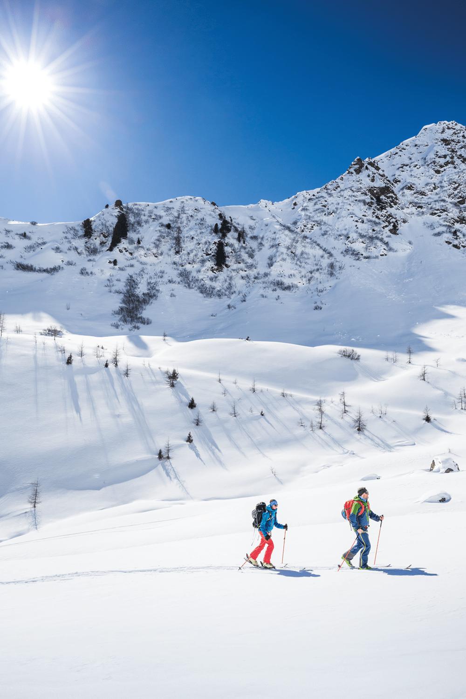 Sport Milanovic - Schneeschuh wandern am Arlberg